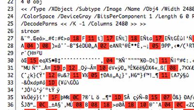 PDFファイルからテキスト抽出4