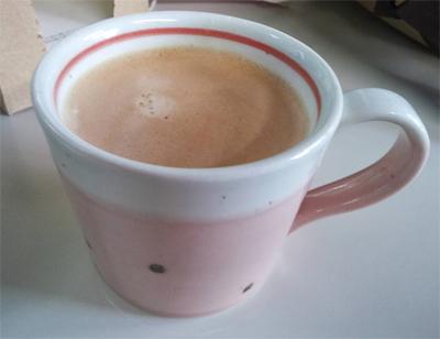 クリープ増量コーヒー
