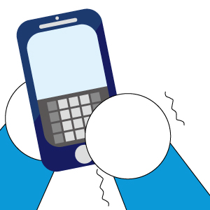 スマートフォンを使いこなす若者のスキルがうらやましい
