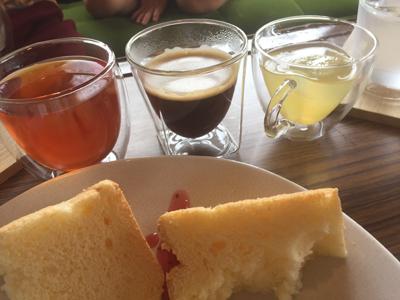 武生の土曜日限定カフェの食パンがおいしすぎる