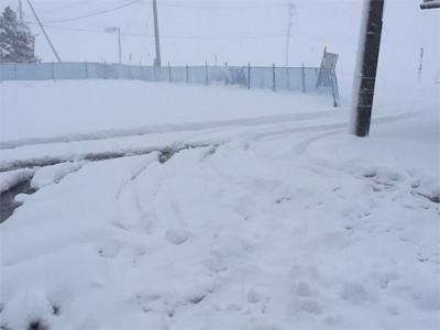暴風雪予報が出た福井県あわら市の現状と近い将来