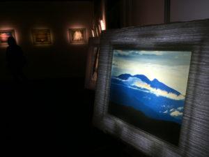 越前和紙で奏でる光の世界「南島幻写真展」に行ってきました