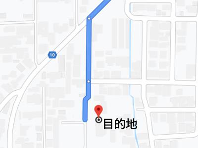Googleマップ全体図
