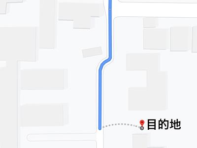 Googleマップ拡大図